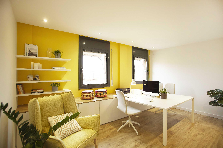 Unió de dos pisos a Sabadell | 2017